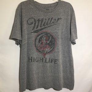 Miller High Life tee